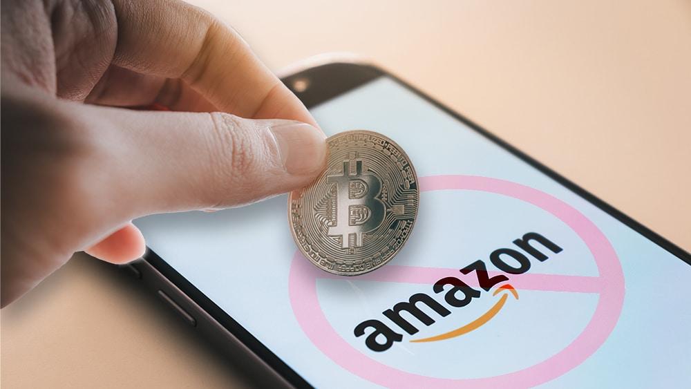 Adopción de criptomonedas en Amazon seguirá en la «lista de deseos» por ahora