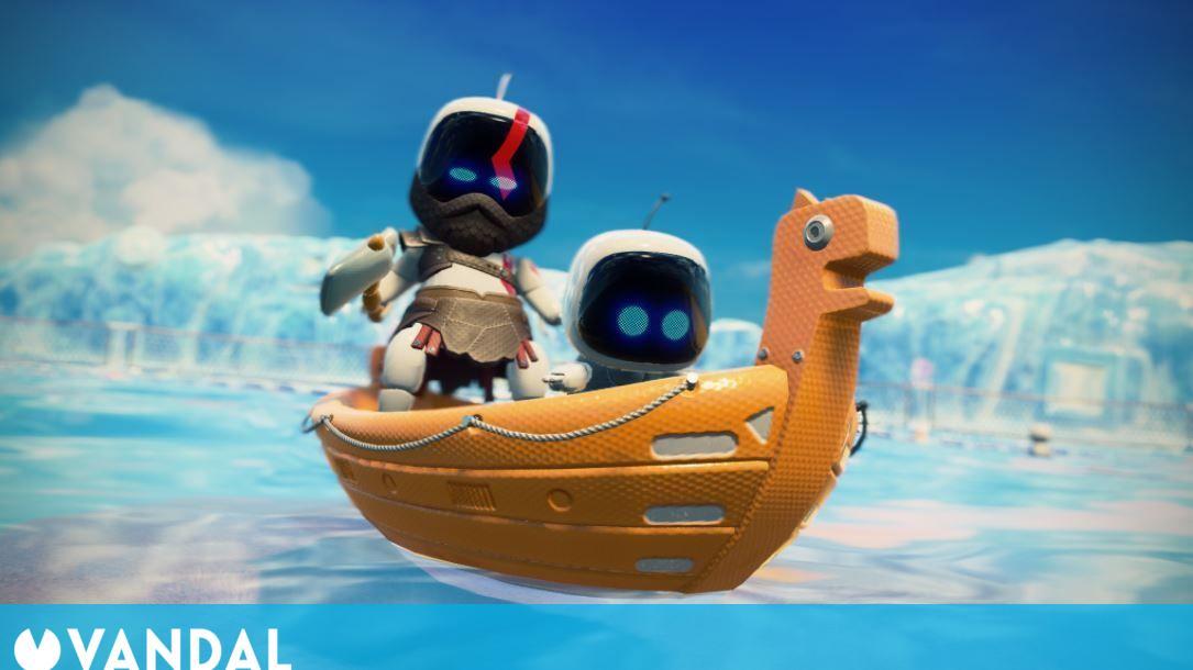 Los creadores de Astro's Playroom para PS5 buscan un diseñador para un nuevo juego