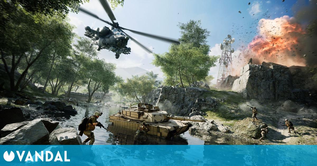 Anunciado Battlefield Portal, un editor de modos para Battlefield 2042 con mapas clásicos