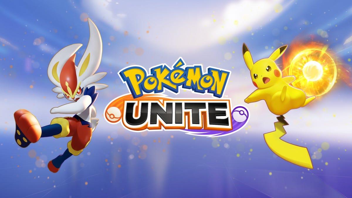 El nuevo juego Pokémon Unite llega el 21 de julio a Switch