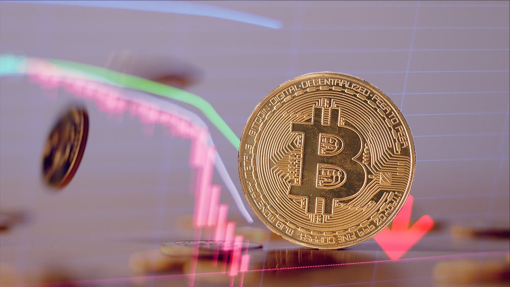 Bitcoin cae de los 30.000 dólares pese a recientes pronósticos alcistas