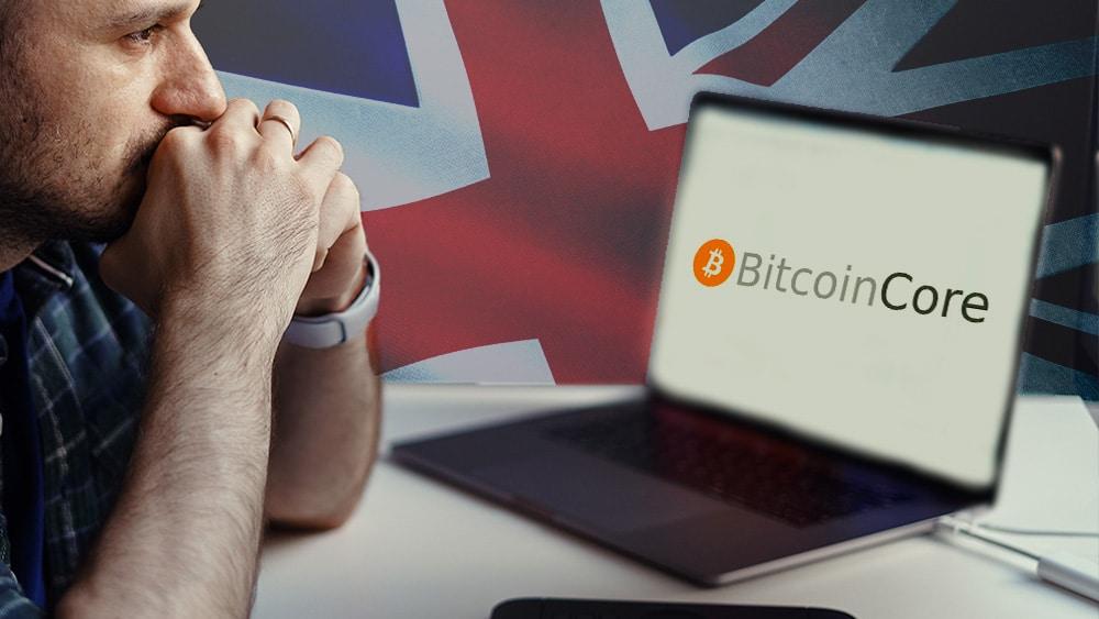 Bitcoin.org bloquea acceso a white paper y software de Bitcoin Core en Reino Unido
