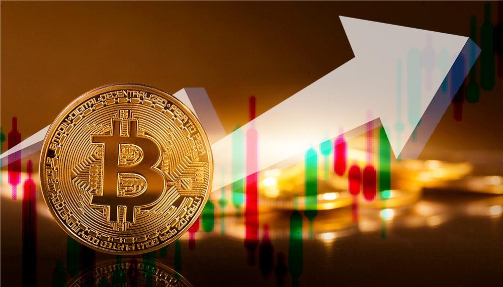 Bitcoin retomó los 42.000 dólares, su mejor precio en 10 semanas