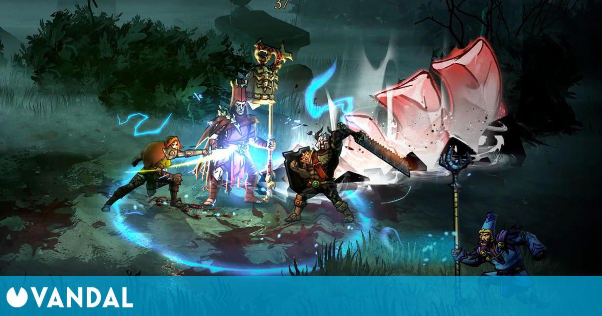El multijugador Blightbound nos invita a explorar mazmorras el 27 de julio