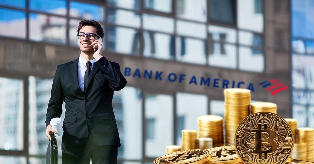 Clientes de Bank of America podrán comerciar con futuros de bitcoin