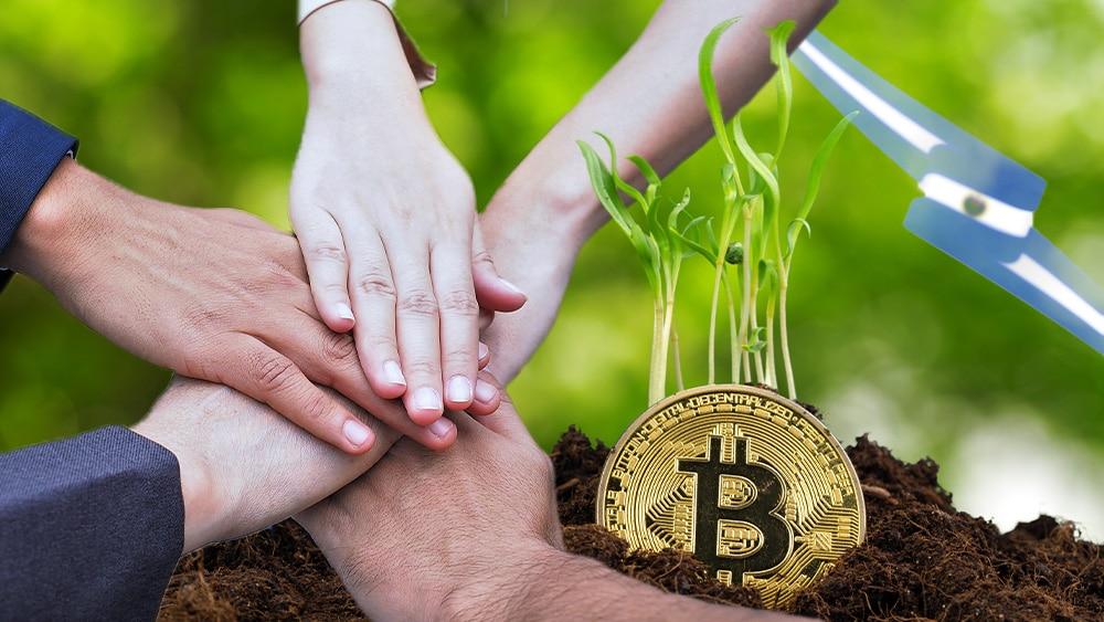 Bitcoin crea incentivos para el desarrollo humano en El Salvador