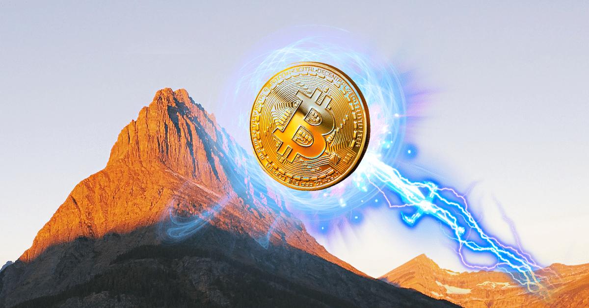 red Lightning alcanzó 2.000 BTC de capacidad