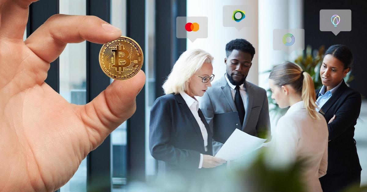 Pagar en bitcoin con tarjetas Mastercard sería más fácil tras esta alianza empresarial