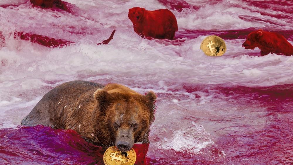 ¿El precio de bitcoin seguirá cayendo? Glassnode da 4 razones para un mercado bajista
