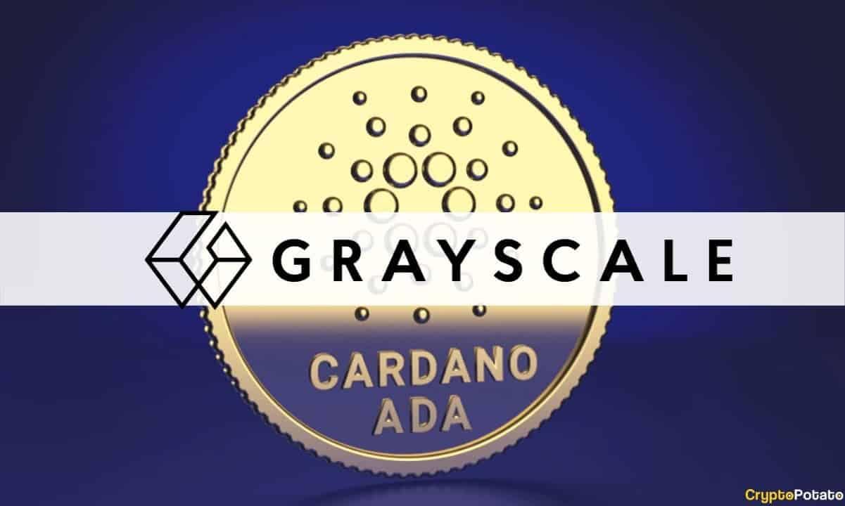 Cardano (ADA) Es El Tercer Criptoactivo Del Fondo Mixto De Grayscale