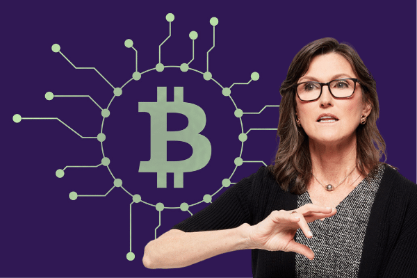 Ark Invest de Cathie Wood hunde otros $ 10,8 millones en el fideicomiso de Bitcoin en escala de grises