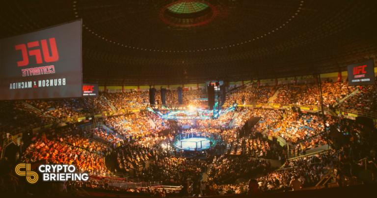 Crypto.com se convierte en socio oficial de UFC