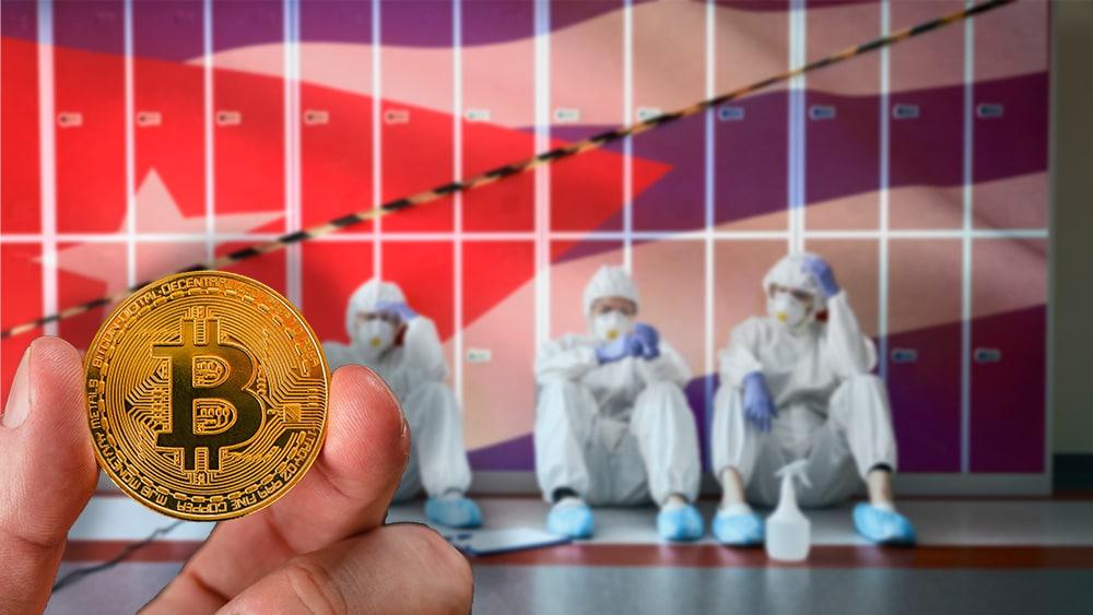 Cubanos usan bitcoin para paliar crisis sanitaria en medio de las protestas
