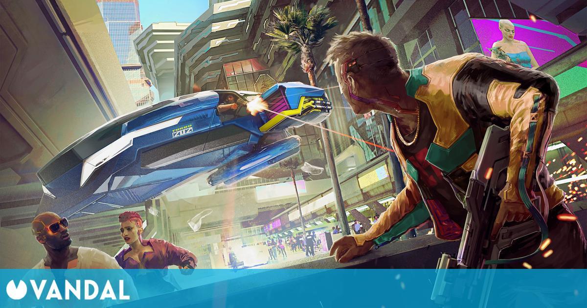Cyberpunk 2077 vuelve con éxito a PSN y se convierte en el más vendido de PS4 en junio