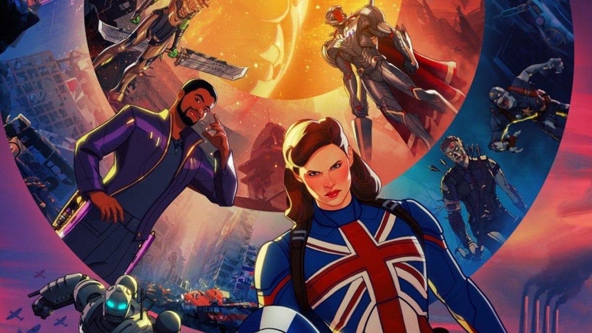 Tráiler de What If…? La nueva serie del multiverso de Marvel
