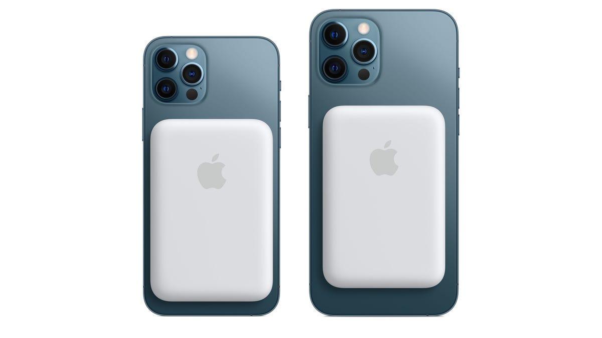 Apple presenta una batería externa que se adhiere magnéticamente al iPhone