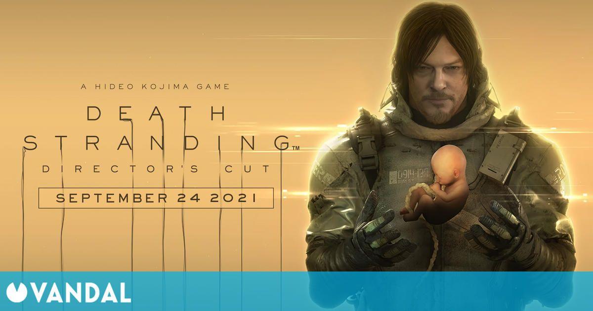 Death Stranding Director's Cut será compatible con resoluciones ultrapanorámicas en PS5