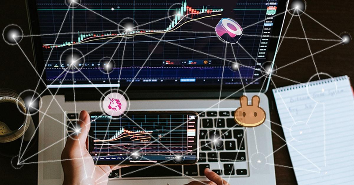 Un trimestre de récord para los exchanges descentralizados, visto por Messari