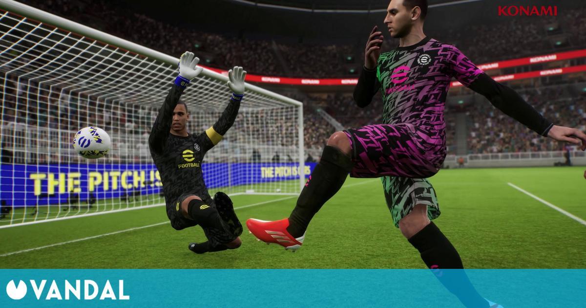 Konami decidió hace dos años el fin de PES y el modelo free to play de eFootball