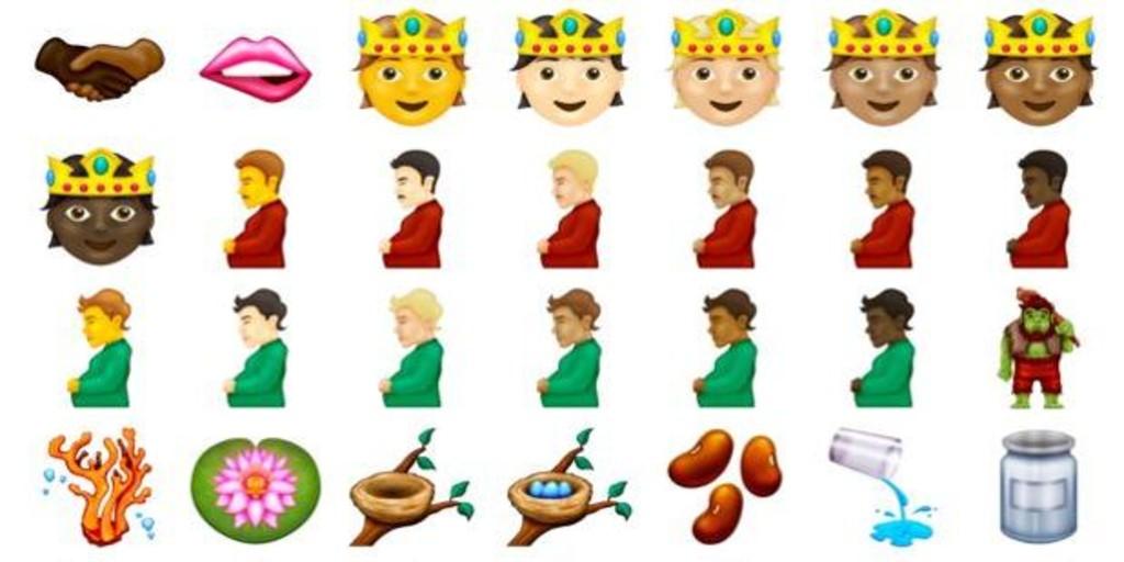 los nuevos emojis que puedes estar utilizando en unos meses