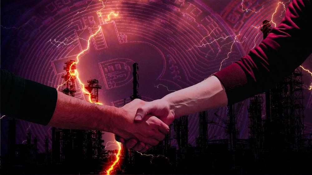 Filial de empresa petrolera invierte en un monedero Lightning de Bitcoin