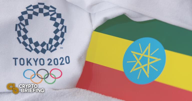 La comunidad de Ethereum respalda a Etiopía antes de los Juegos Olímpicos