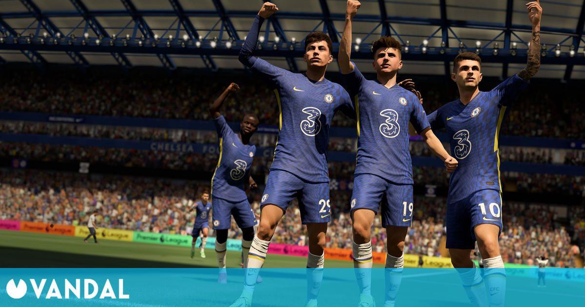 FIFA 22 mejorará su modo Carrera permitiendo crear tu propio equipo