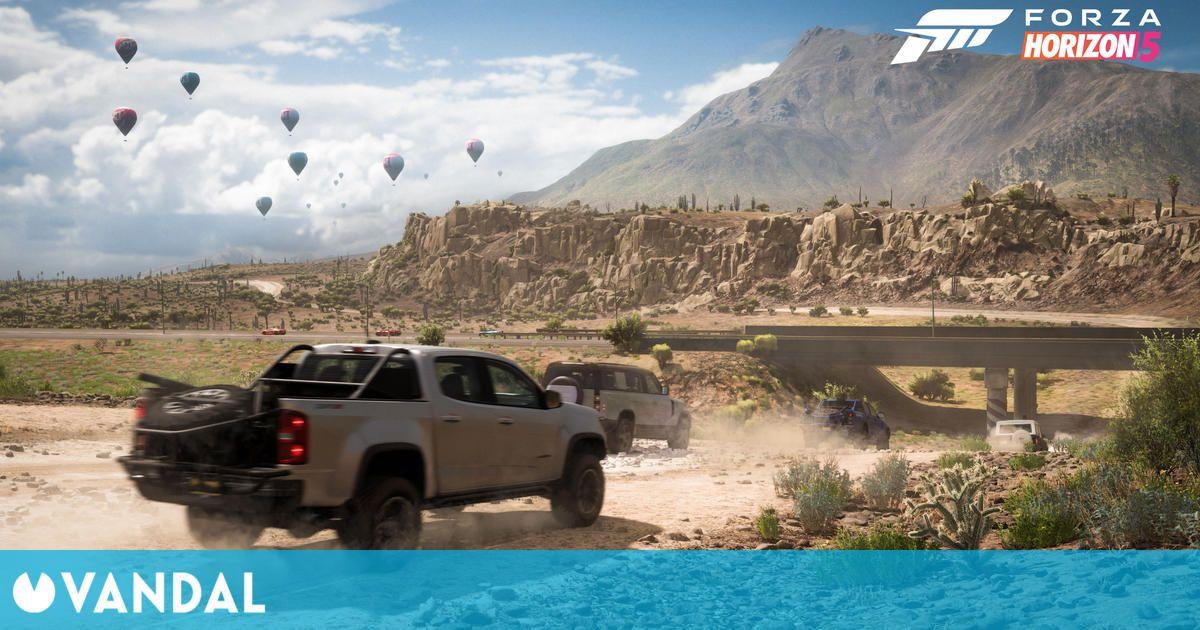 Forza Horizon 5 desvela nuevos detalles respondiendo las dudas más usuales de los jugadores