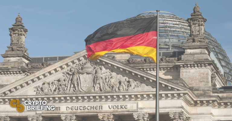 La ley alemana podría llevar a una inversión en criptomonedas de $ 415 mil millones