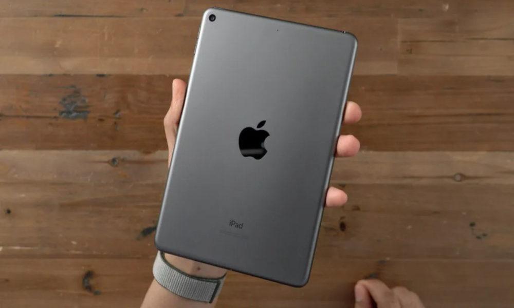 Apple prepara el iPad mini 6, con USB Tipo-C y el SoC A15