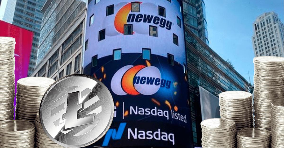 Ya puedes pagar con litecoin en Newegg desde 6 países de Latinoamérica
