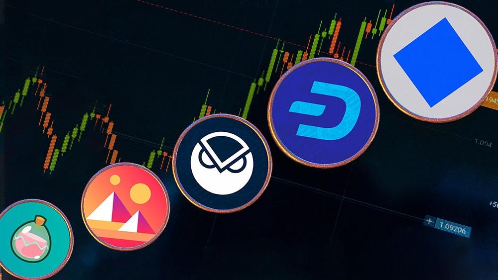 Waves y Dash encabezan el top semanal al tiempo que el mercado se torna verde