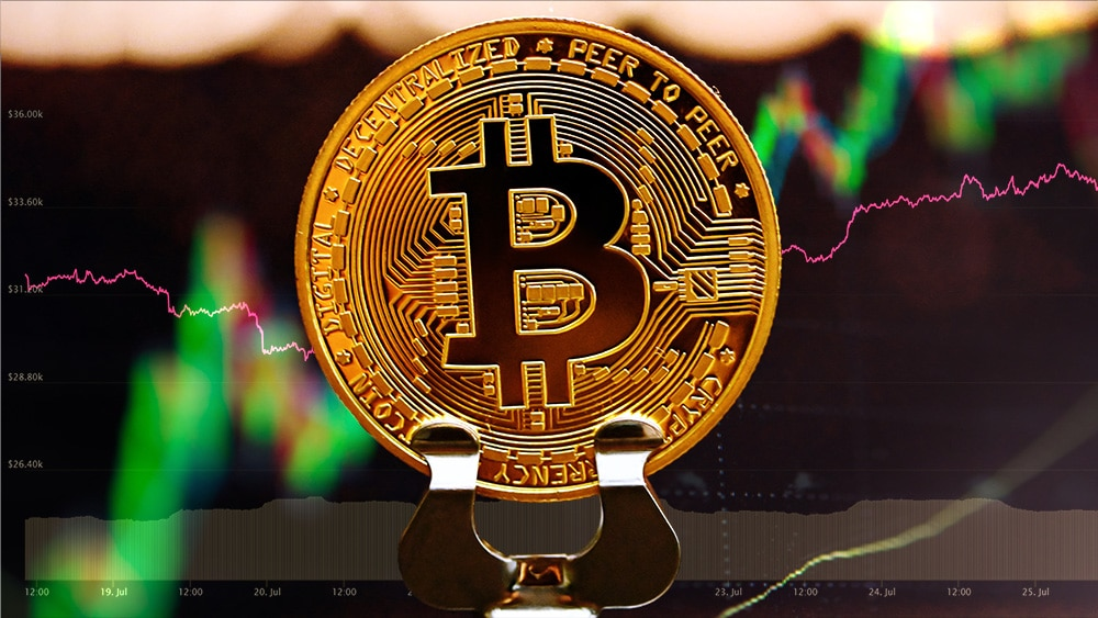 precio de bitcoin repunta acompañado de métricas alcistas
