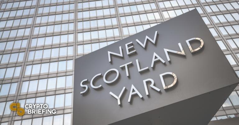 La policía metropolitana incauta un récord de 250 millones de dólares en criptomonedas