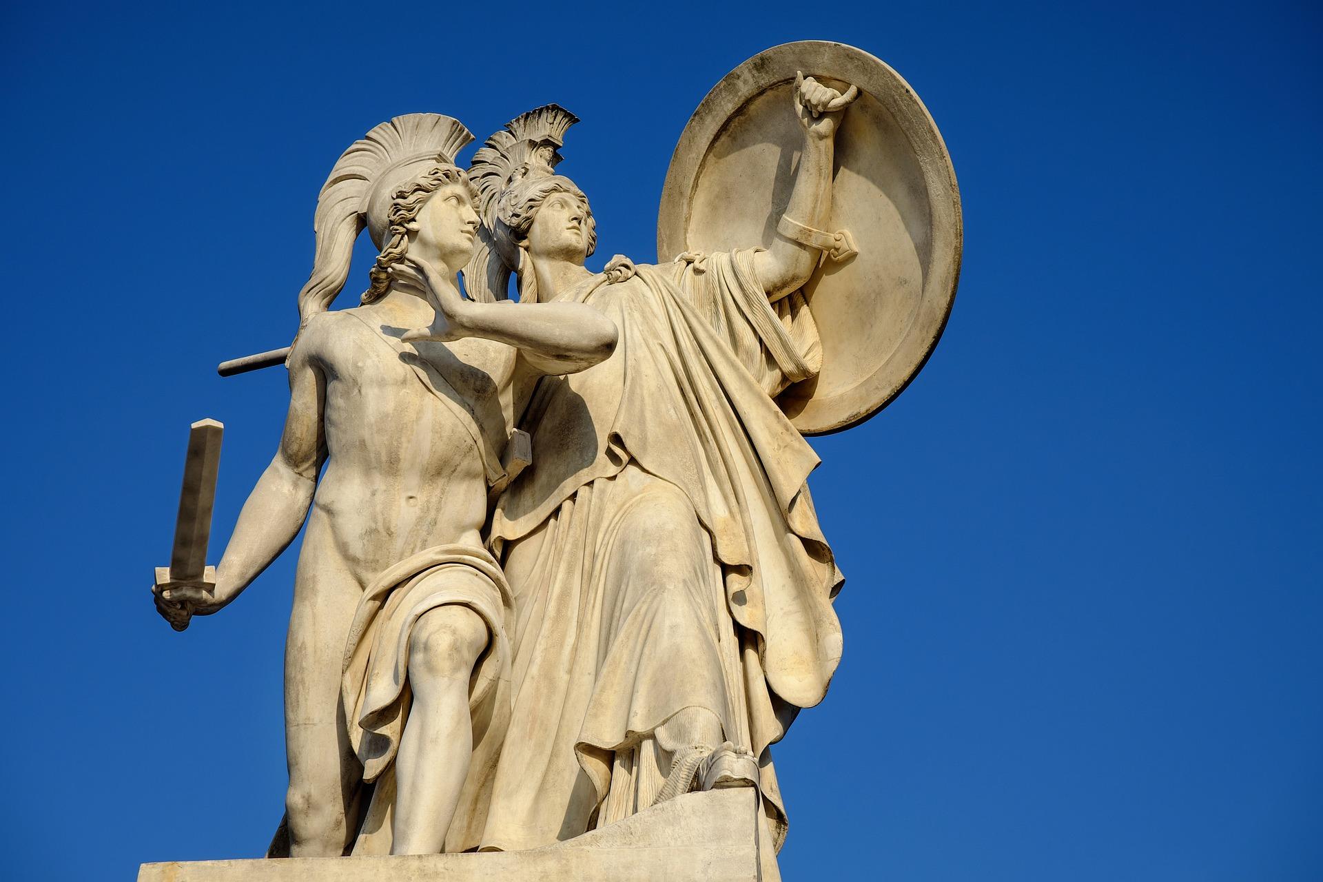 La mitología griega antigua y el mercado de cifrado;  Olympus Token busca fomentar una relación