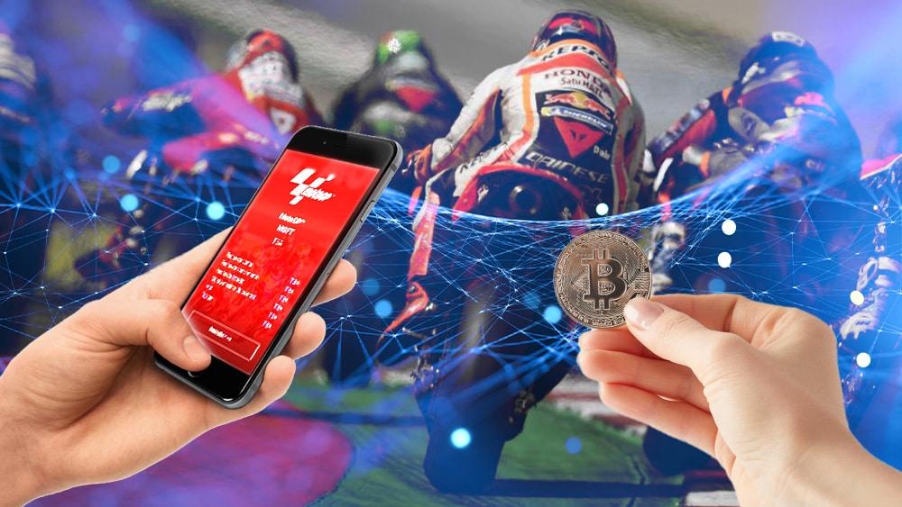 exchange de criptomonedas patrocinador oficial de la MotoGP