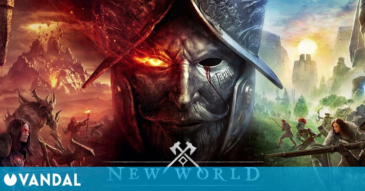New World, el MMO de Amazon, triunfa en su beta cerrada con más de 190.000 jugadores