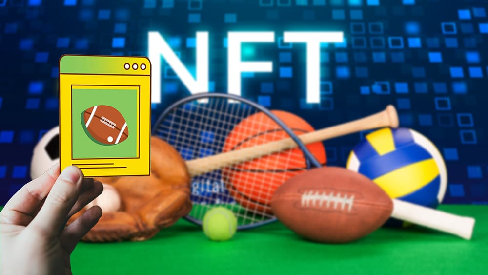 1 de cada 2 fanáticos del deporte sabe lo que es un NFT aunque lo consideran una burbuja