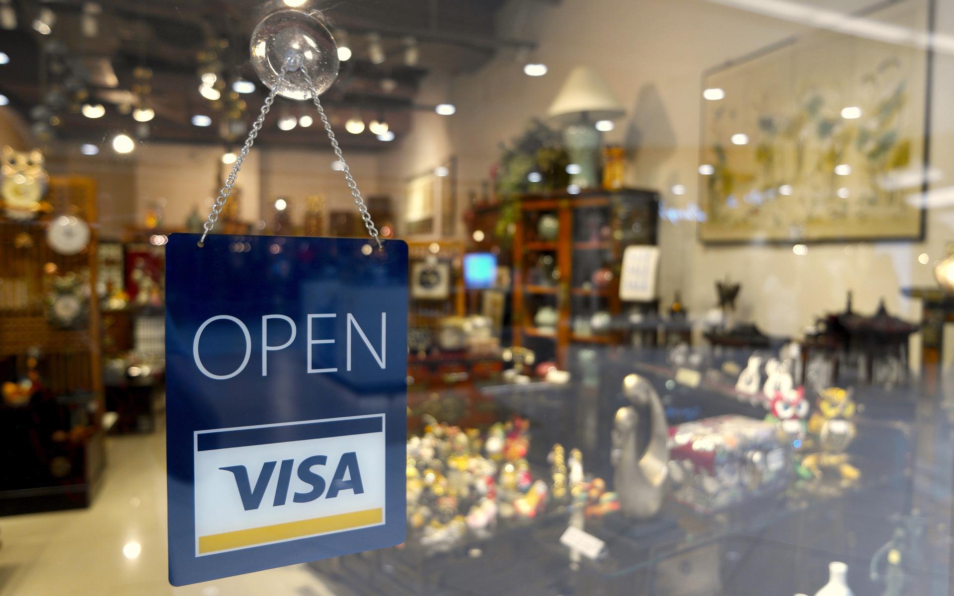 Los clientes de Visa han gastado más de $ 1 mil millones en tarjetas vinculadas a criptomonedas este año