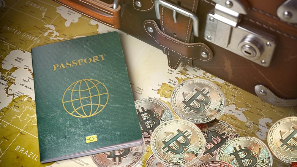 ¿Buscas un país con impuestos favorables a bitcoin? Esta empresa tramita pasaportes