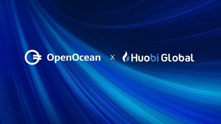 El agregador líder mundial de DeFi y CeFi, OpenOcean, anuncia una inversión estratégica de Huobi Ventures