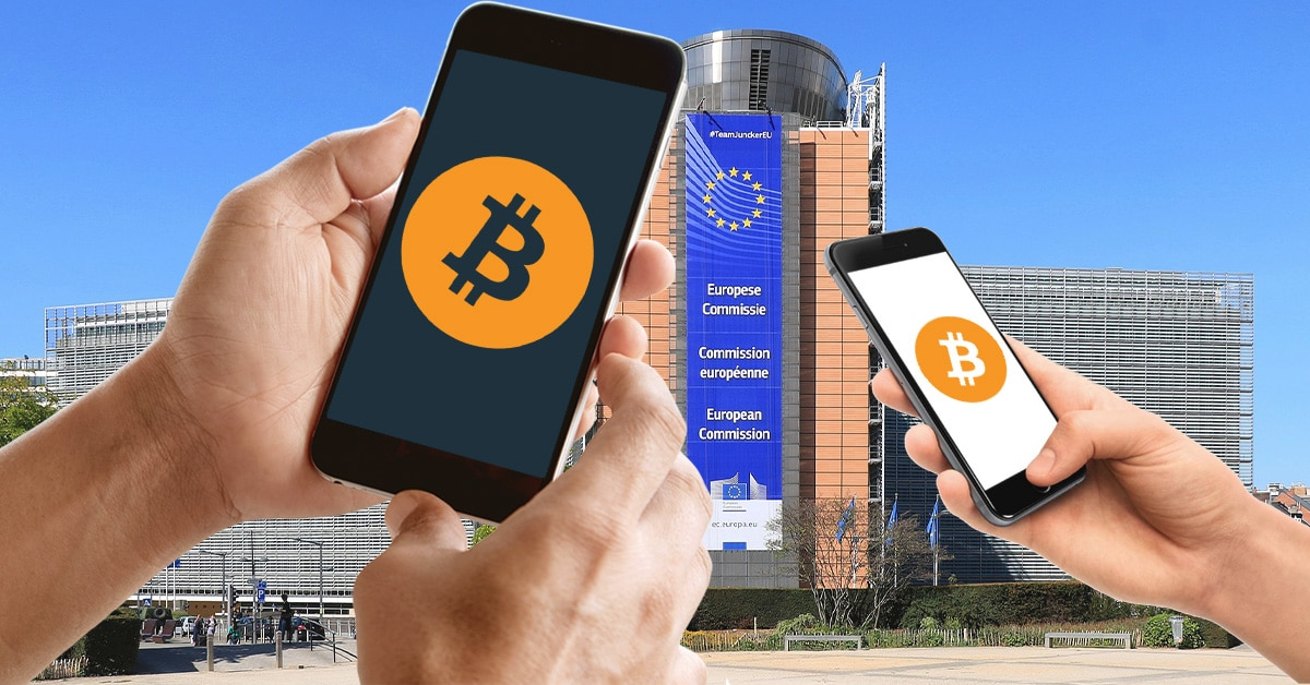 Proyecto de ley europeo obligaría a identificar todas las transacciones con bitcoin