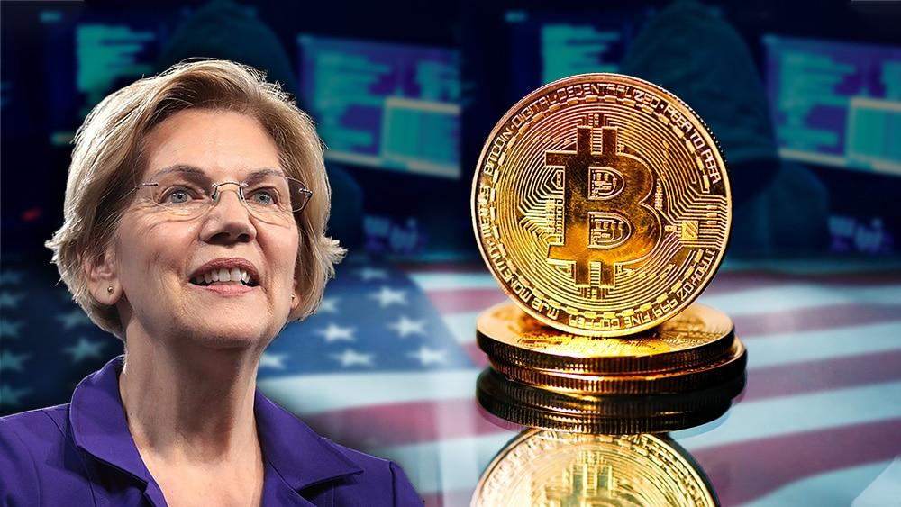 El sistema financiero corre peligro si Bitcoin no es regulado, según senadora de EE. UU.