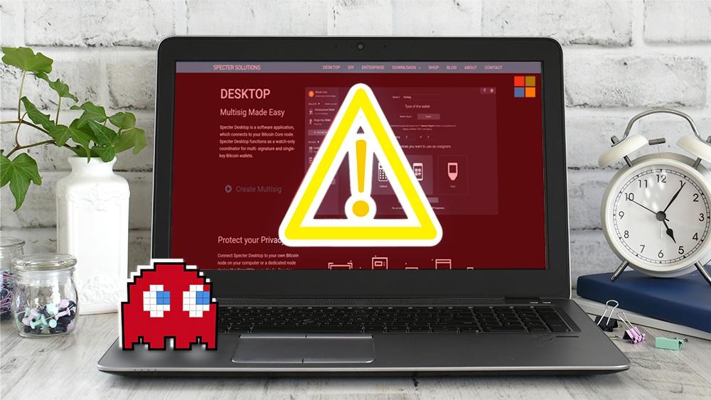 Advierten sobre un troyano en Specter Wallet para Windows