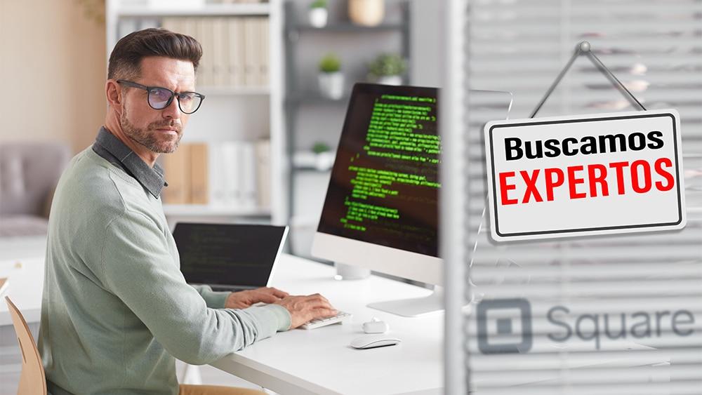 Square te busca para crear su monedero de bitcoin si eres experto en informática