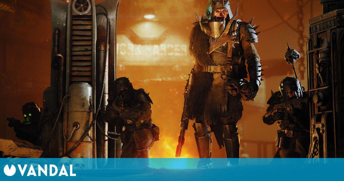 Warhammer 40.000: Darktide, de los creadores de Vermintide, se retrasa a 2022