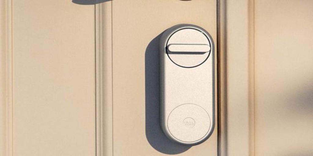 la cerradura que te dice quién entra en tu casa