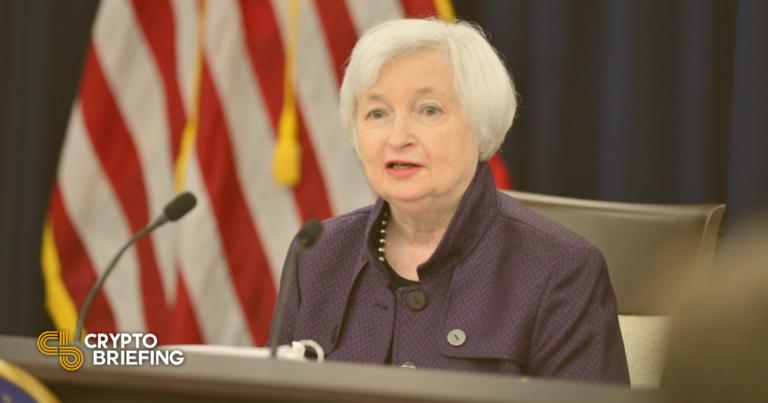 Janet Yellen del Tesoro de EE. UU. Discutirá las monedas estables
