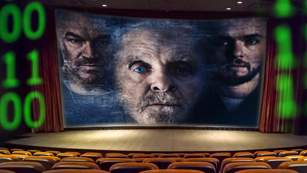 Nueva película de Anthony Hopkins se estrenará como NFT