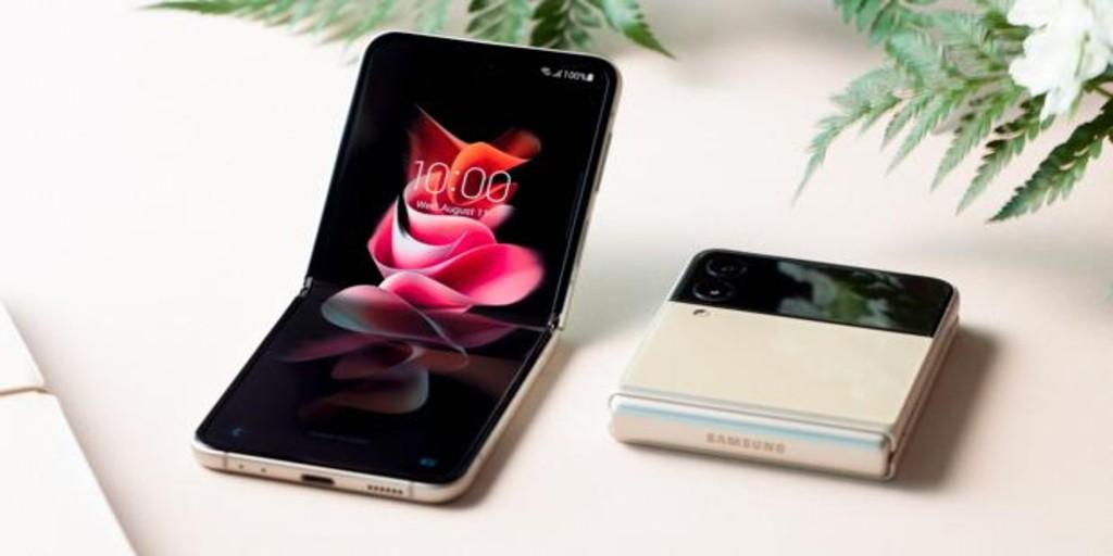 Más sólidos, más versátiles, más baratos… llega la tercera generación de móviles plegables de Samsung
